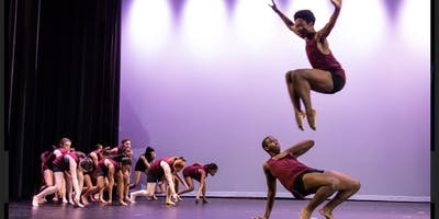 Middle School Dance Workshop presented by Davidson High School