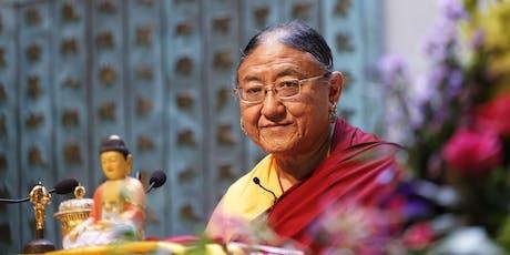 Chime Phagma Nyingtik 2-day Wangchen, by His Holiness Sakya Kyabgon Gongma Trichen tickets