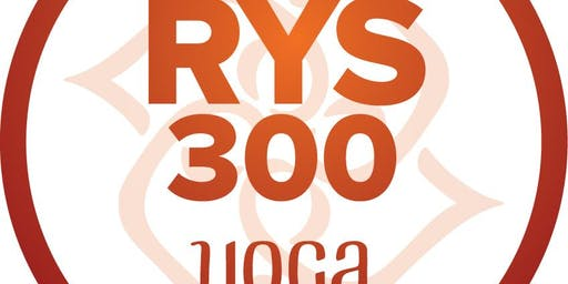 Advanced Yoga Teacher Training RYT300