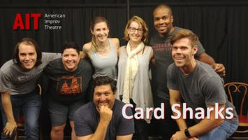Card Sharks Improv