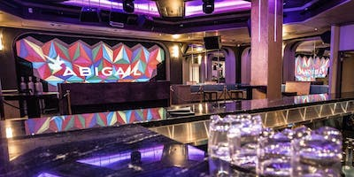 Capitale Sundays at Abigail Nightclub: FREE ADMISSION: Text 202.422.2057 for Table Reservations