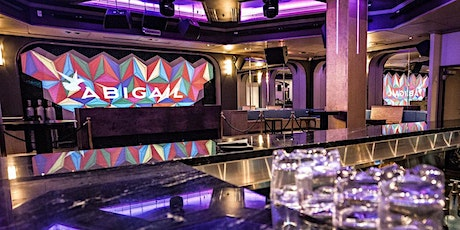 Capitale Sundays at ABIGAIL Nightclub: FREE ADMISSION Until 12AM: Text 202.422.2057 for Table Reservations tickets