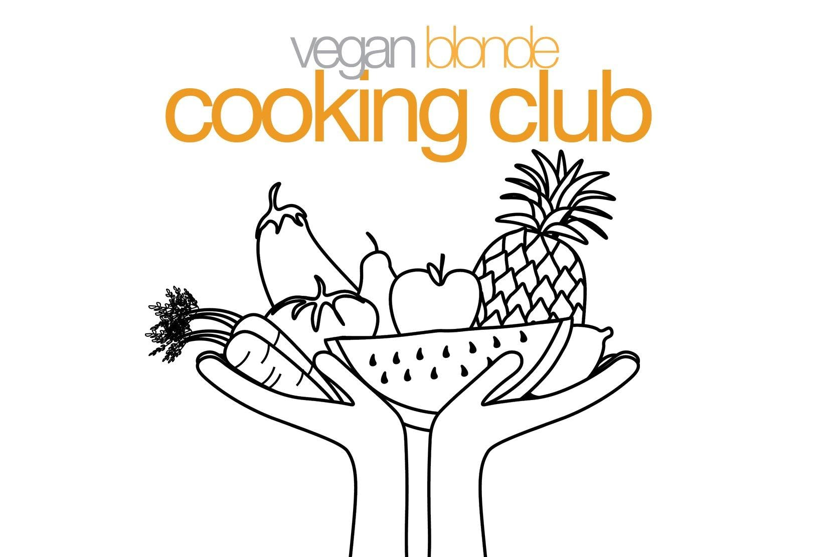 The Vegan Blonde Cooking Club | January 2019