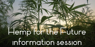 Wisconsin Hemp Information and Industry breakdown session.