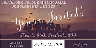 Salvatore Palmieri Memorial Scholarship Dinner