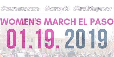 Women's March El Paso 2019