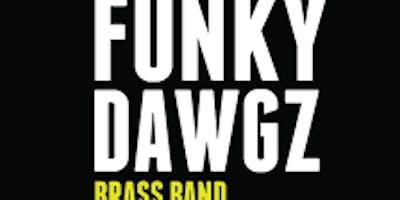The Funky Dawgz Brass Band!