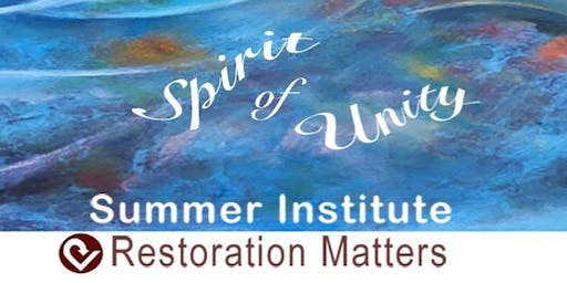 2019 RD Summer Institute (Wichita, KS)