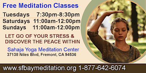 Sahaja Yoga Meditation - Free Meditation Classes in Fremont