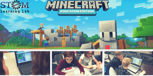 CALGARY: Minecraft Modding Through Code Summer Camp (Ages 10-13)