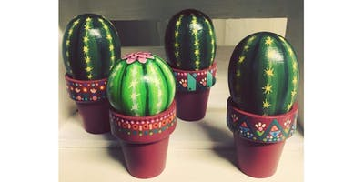 Cactus Painting Party! - Friday Night