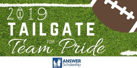 ANSWER Tailgate for Team Pride tickets