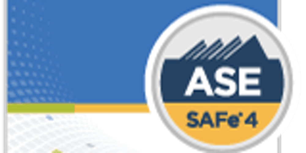 Boston Area Safe Agile Software Engineering With Ase