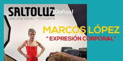 Marcos López Worshop en Salto Luz!