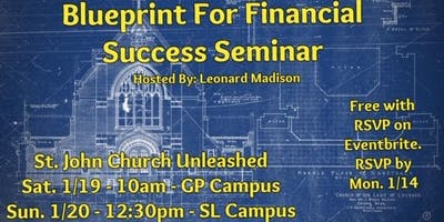 Blueprint For Financial Success - Southlake