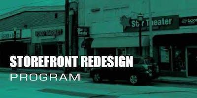 West End Storefront Project Information Session