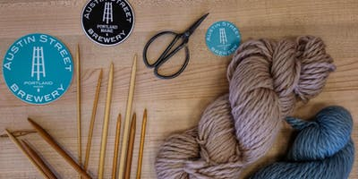 Knitting 101 - with Sarah of Watershed Floral
