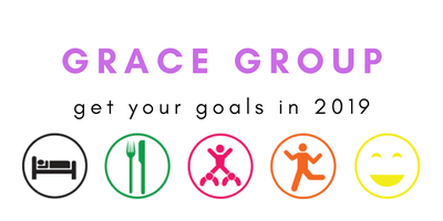 GRACE Group – Get Your Goals in 2019