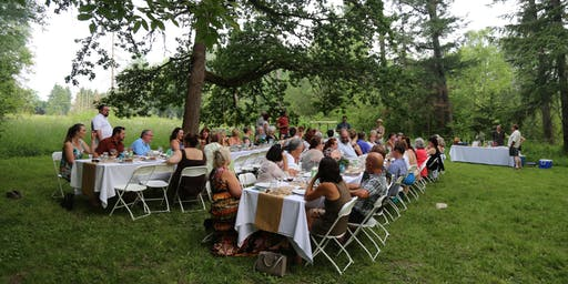 Dinner in the Field at AlexEli Vineyards & Winery w/ Portland Creamery