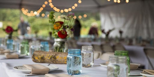 Dinner in the Field at Douglas Farm w/ Owen Roe Wines, Portland Cider & Trail Distilling