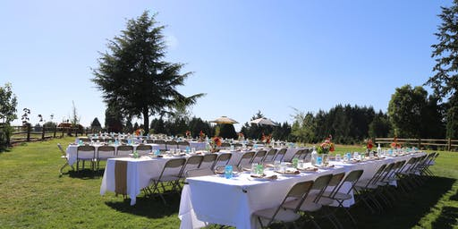 Dinner in the Field at Lee Farms w/ Argyle Winery & Coin Toss Brewing Co.