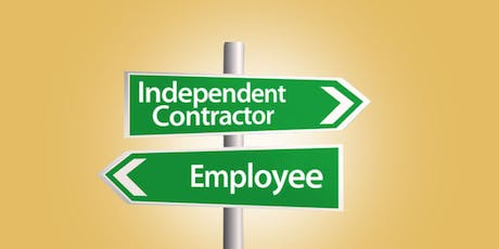 California and Independent Contractors tickets