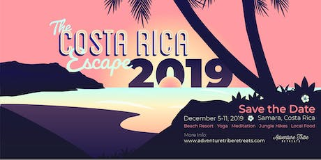The Costa Rica Escape- Pura Vida Retreat tickets