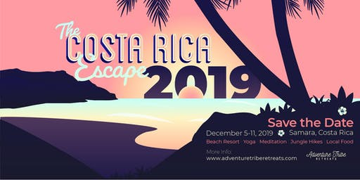 The Costa Rica Escape- Pura Vida Retreat