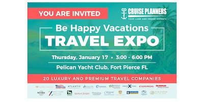 Be Happy Vacations Travel Expo - Premium and Luxury Travel