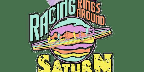 FREE SIGN UP: Racing Rings Around Saturn Running & Walking Challenge 2019 -Wichita tickets