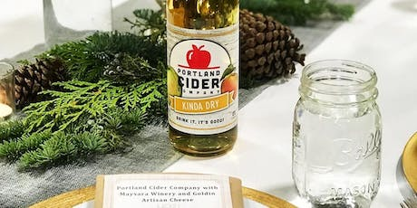 Dinner in the Field at Portland Cider Co. w/ Forest Edge Vineyard tickets