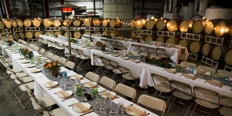 Dinner in the Field at Dobbes Family Estate  w/ Green Bison Ranch tickets