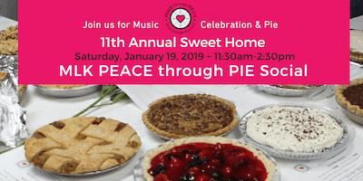 11th Annual Sweet Home MLK PEACE through PIE Social