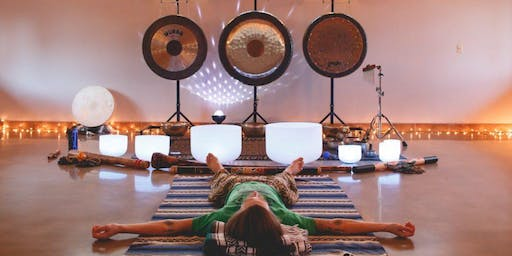 Sound Bath Sanctuary in Coquitlam @ Reflections Books