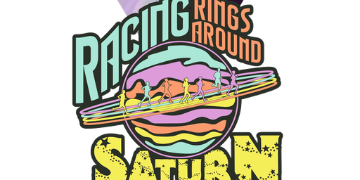 FREE SIGN UP: Racing Rings Around Saturn Running & Walking Challenge 2019 -Fayetteville