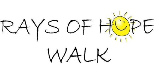 Rays of Hope Walk 2019