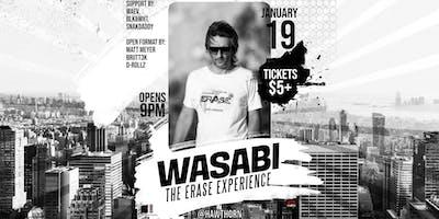 Wasabi: The Erase Experience - Bonaparte Room