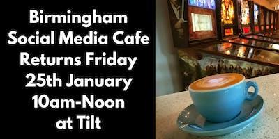 Birmingham Social Media Cafe Tilt
