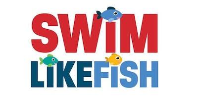SWIM LIKE FISH LESSONS (Week of JUNE 17-20)