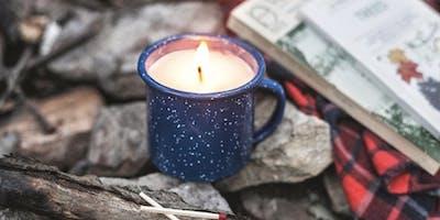 Camping Mug Candles