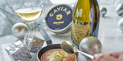 Champagne Wishes & Caviar Dreams Pairing Dinner