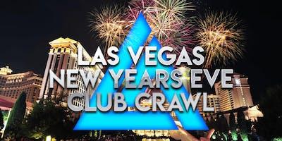 2020 Las Vegas New Years Eve Club Crawl