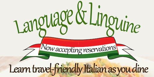 Language & Linguine (Italian Lessons with Dinner)