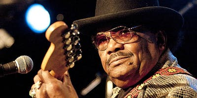 Tomcat Courtney's 90th!! (Born 1/22/1929)  Blues Birthday Celebration