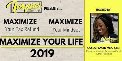 Maximize Your 2019 Finances & Mindset