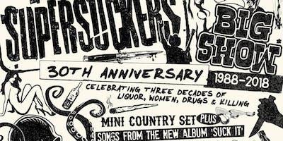 Supersuckers 30th Anniversary Tour