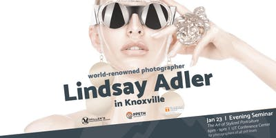 The Art of Stylized Portraiture - An Evening Seminar by Lindsay Adler