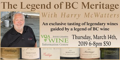 The Legend of BC Meritage