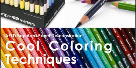 APLD Panel Demo: Cool Coloring Techniques tickets
