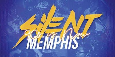 """Silent Party Memphis """"90s vs Now"""""""